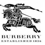 Burberry knight logo for prescription eyeglasses on sale