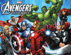 Avengers Assemble images with Ironman Hulk Thor Captain America
