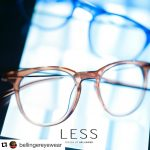 photo of Less by bellinger eyewear design house