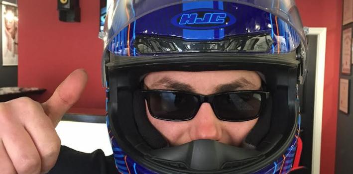 Double Trouble Race Car Driver