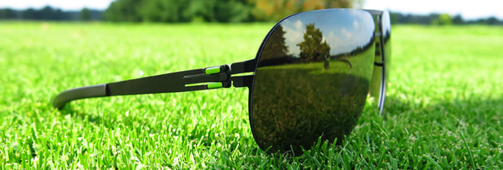 The Ultimate Golfing Sunglass from ic! berlin
